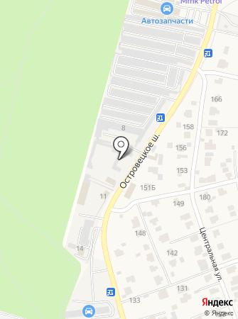 Центр Камня на карте
