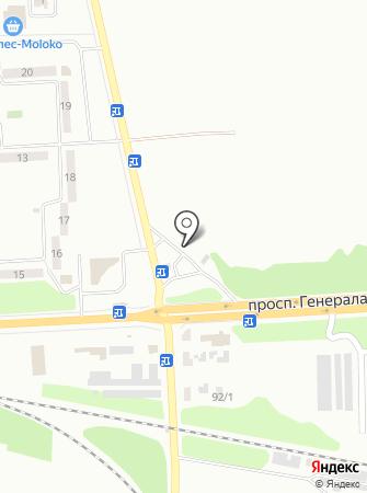 АЗС Макоил на карте