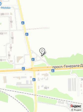 Макоил на карте