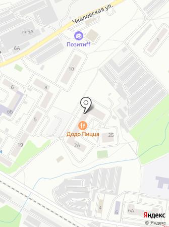 RusParts на карте