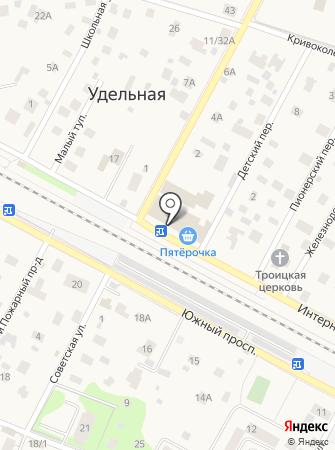 Реин Дир на карте