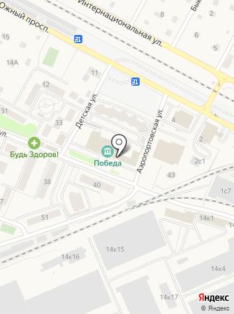 Эсфирь на карте