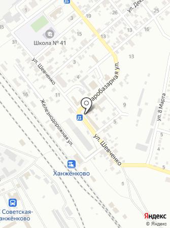 Шины и масла, магазин на карте