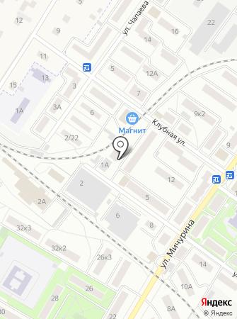 ГИДРОАЭРОЦЕНТР, ЗАО на карте