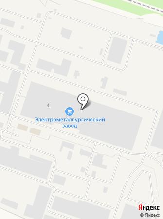 Абинский ЭлектроМеталлургический завод на карте