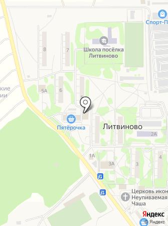 ХозВед на карте