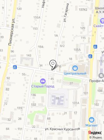 Агро на карте