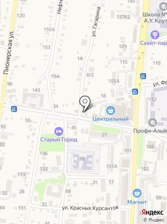 Ветеринарная клиника Немчиновых на карте