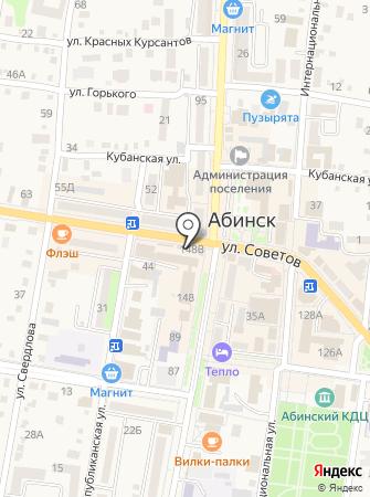 Экономь! на карте