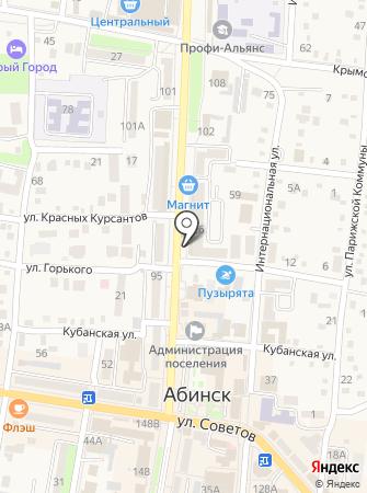 Пивстоп на карте