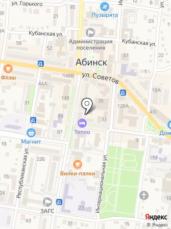 Salerm на карте
