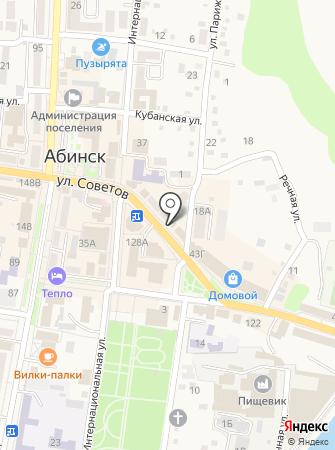 Giros на карте
