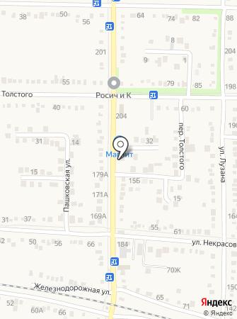 Почтовое отделение №322 на карте