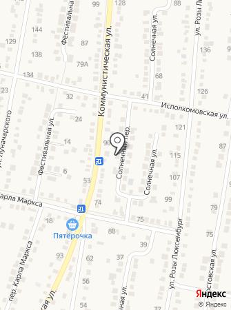 ДельтаСфера, АНО на карте