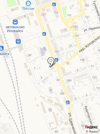 Сота, магазин на карте