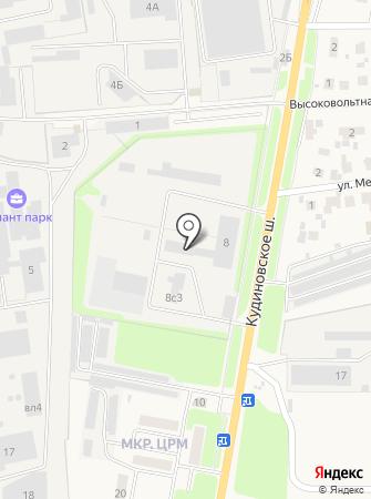 AVICOS на карте
