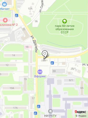 Сlean авто на карте