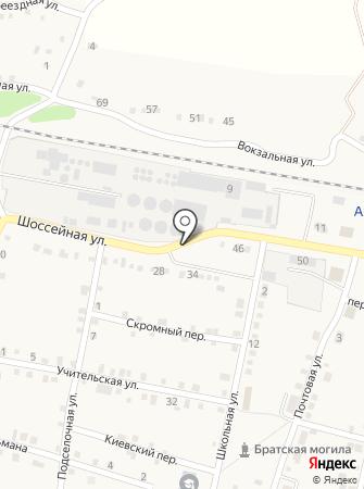 Почтовое отделение №302 на карте