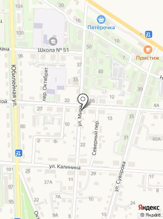 Почтовое отделение №265 на карте