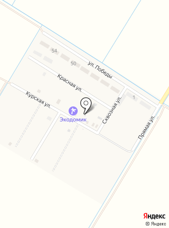 Строящиеся объекты на карте