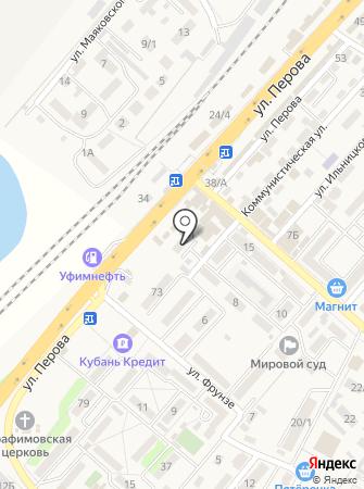 Леди Виктория на карте