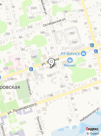 Шарм Аль на карте