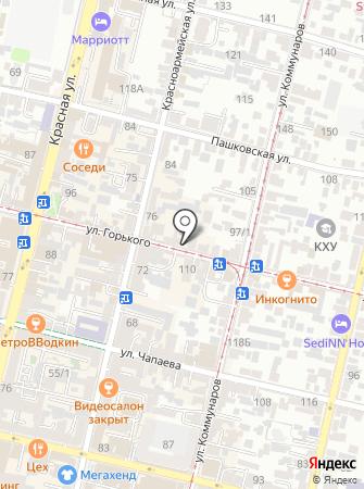 Irina Zaytseva на карте