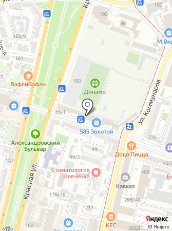 РосДеньги на карте