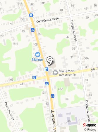 Юмал-авто на карте