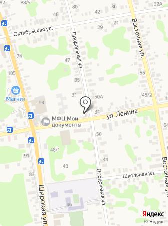 Почтовое отделение связи 1 на карте