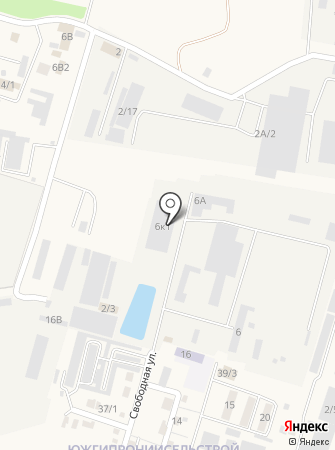 ЭлитЮгТорг на карте