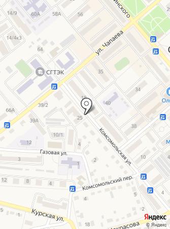 ЦентрТорг на карте