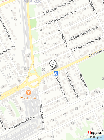 Turbobox на карте