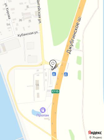 СоюзСтальСервис на карте