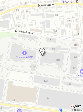 Carner на карте