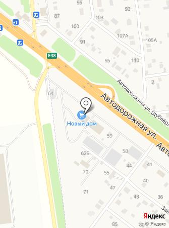 Протект Ковка на карте
