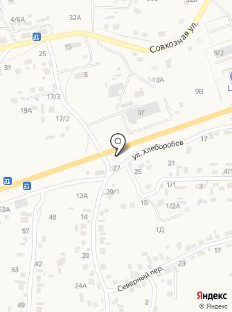 Магазин памятников на карте