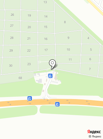Косыревское кладбище на карте