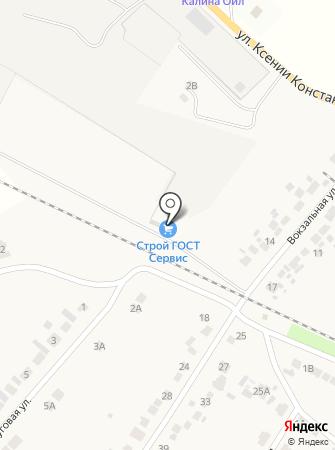СтройГост Сервис на карте