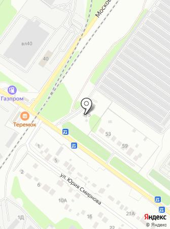 Гараж-Motors на карте