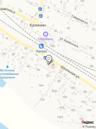 Агро-8 на карте