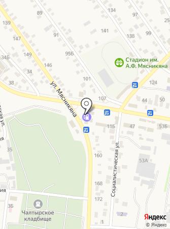 АЗС Поиск на карте