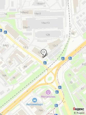 Колпак48 на карте
