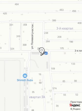 Автолидер Липецк на карте