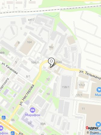 СТО48 на карте
