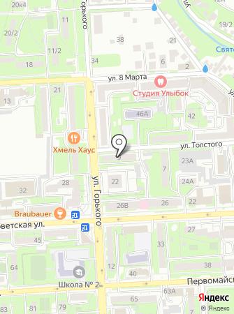 РВЦ-Информ на карте