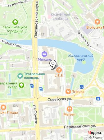 ЦЕНТРОСПАС на карте