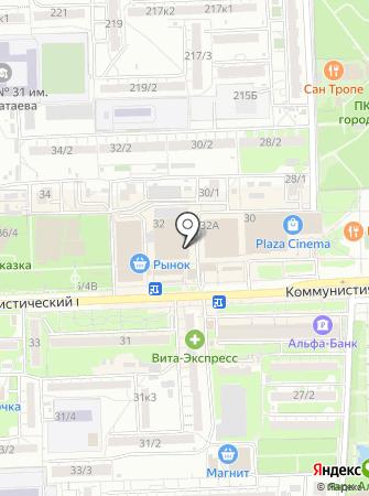 Связьмастер на карте