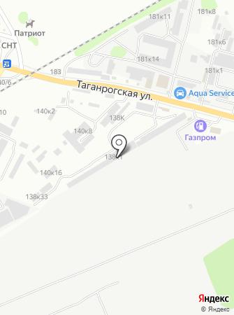 АвтоЮгРазбор на карте