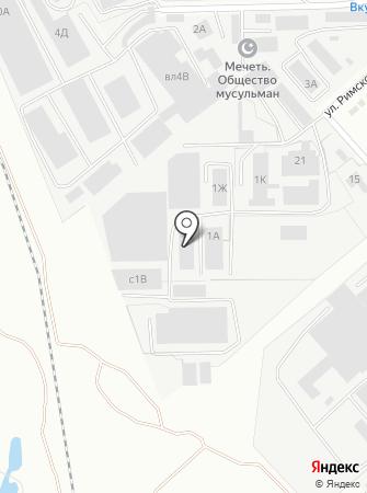 Липецк-Груз на карте